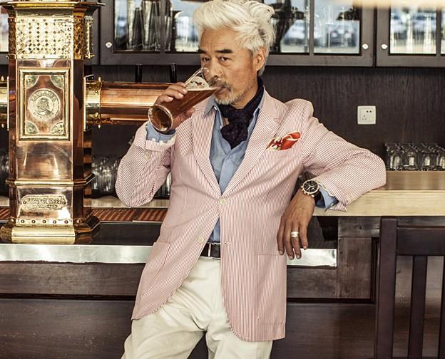 Trương Song Lợi: Ông già sành điệu nhất Trung Quốc