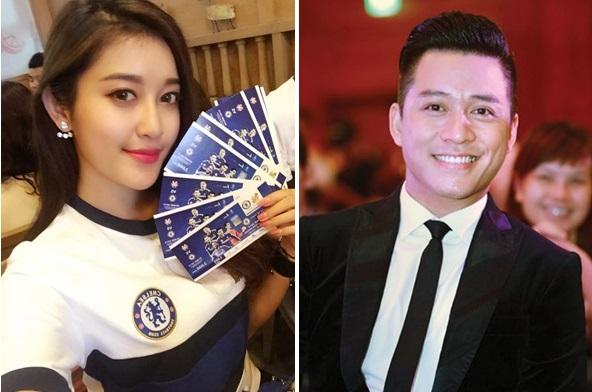 """Á hậu Huyền My hâm mộ khi Tuấn Hưng """"xuống tóc"""" vì U23 Việt Nam"""