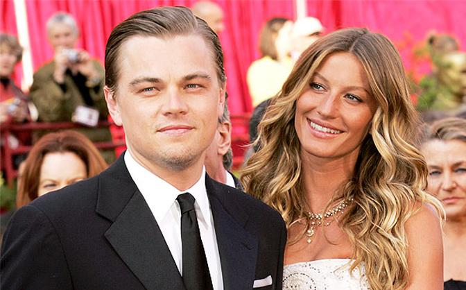 """""""Bộ sưu tập"""" bạn gái chân dài ấn tượng của Leonardo DiCaprio"""
