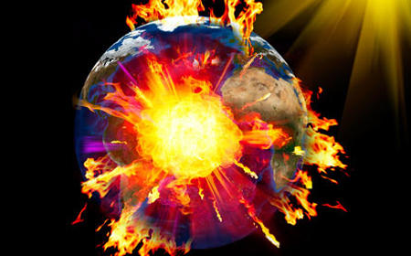 """85 năm tới, Trái đất có thể sẽ """"cháy xém"""" vì nóng"""