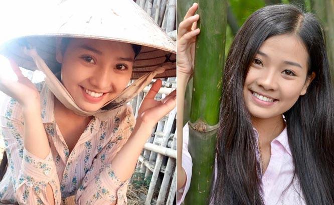 Nữ diễn viên xinh đẹp Khánh Hiền trong những vai diễn mới