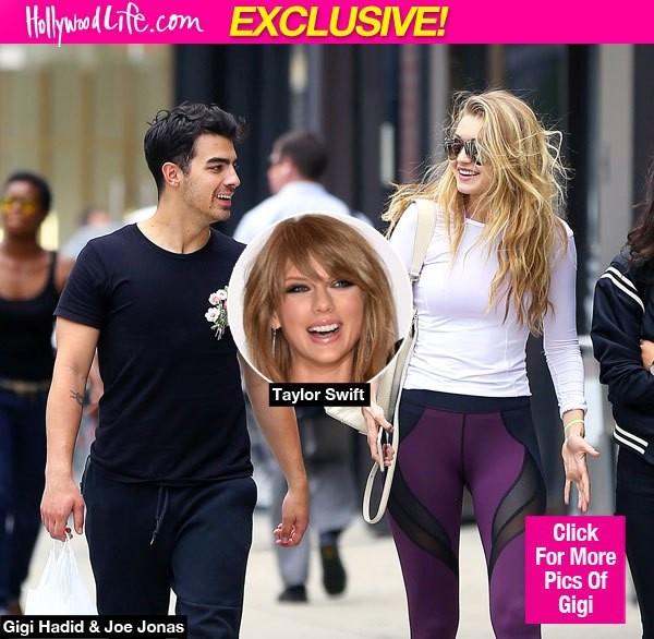 Taylor Swift ủng hộ Joe Jonas hẹn hò với bạn thân