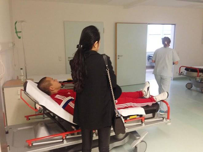 Tuấn Hưng nhập viện ở Đức vì kiệt sức