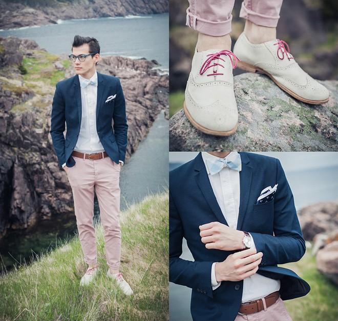 5 bí quyết mặc đẹp cho phái mạnh từ các fashionista