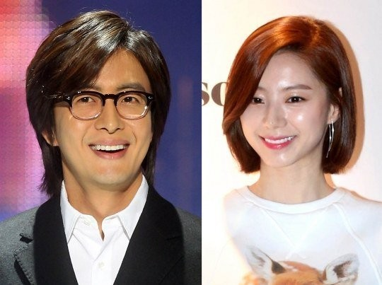 Bae Yong Joon và Park Soo Jin bí mật chụp ảnh cưới ngày 22/6