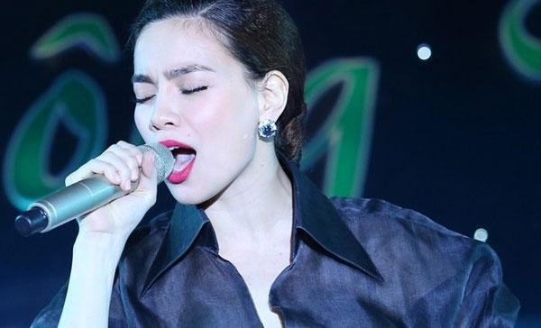 Hà Hồ không hát hay