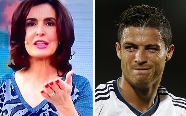 Nữ MC Brazil thông báo Cristiano Ronaldo chết vì tai nạn giao thông