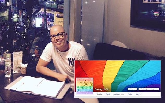 """""""Đạo diễn của cộng đồng LGBT"""" Vũ Ngọc Đãng: """"Tình yêu đã chiến thắng"""""""