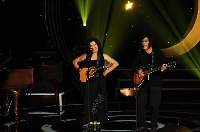 Phương Thảo – Ngọc Lễ làm live show sau 10 năm xa quê