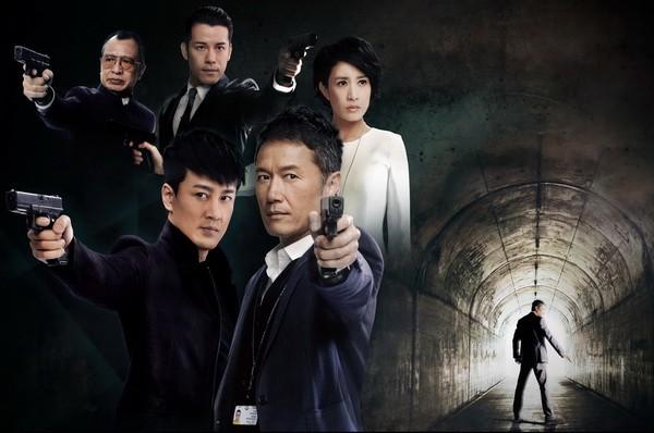 Bom tấn truyền hình TVB lên sóng màn ảnh Việt