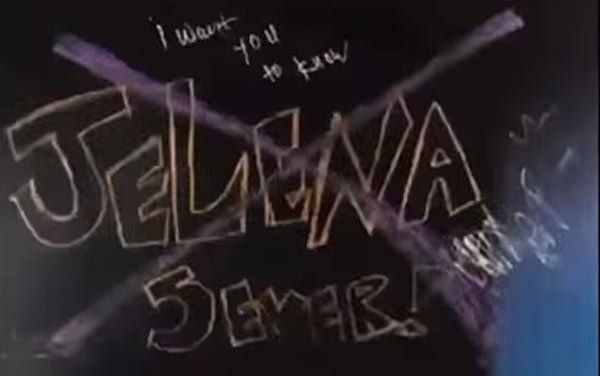 Justin Bieber xóa tên Selena Gomez trong MV mới