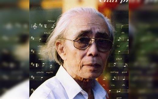 Những ca khúc nổi tiếng của nhạc sĩ Phan Huỳnh Điểu
