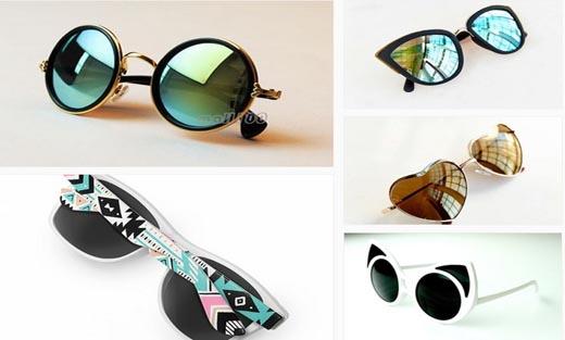 22 mẫu kính râm điệu đà giúp bạn tỏa sáng ngày nắng