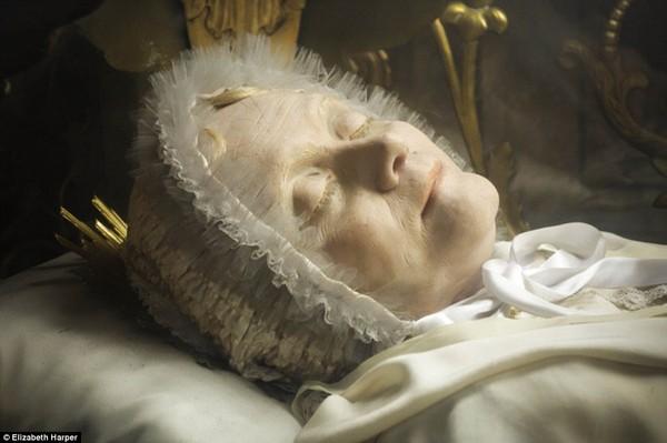 Bí ẩn thi hài không bị phân hủy của những vị thánh La Mã