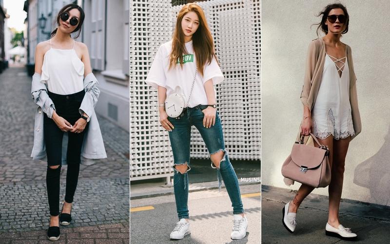 Giới trẻ đồng loạt lăng xê street style đơn giản mà nổi bật
