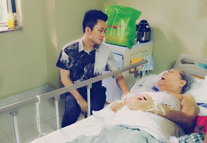 Nhạc sĩ Hoàng Vân lâm bệnh nặng