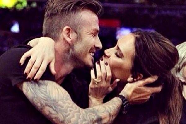 Vợ chồng Beckham hạnh phúc kỷ niệm 16 năm ngày cưới
