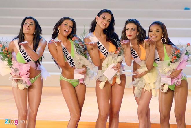 Phá sản vì tổ chức Hoa hậu Hoàn vũ thế giới 2008?