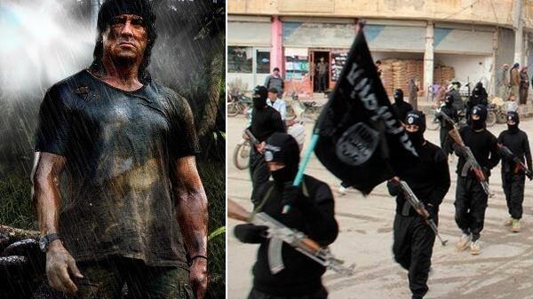 """Choáng với tin Rambo sẽ đối đầu phiến quân IS trong """"Rambo: Last Blood"""""""
