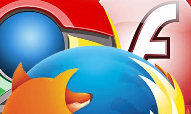 Chrome, Firefox đã được khắc phục lỗi Adobe Flash