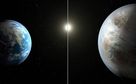 """NASA công bố chúng ta đã tìm thấy """"Trái đất thứ 2"""""""