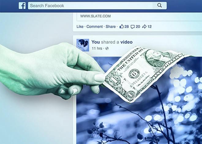 Nạn 'ăn cắp chất xám' YouTube lan tràn trên Facebook