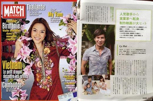 Những lần sao Việt được khen ngợi trên báo nước ngoài