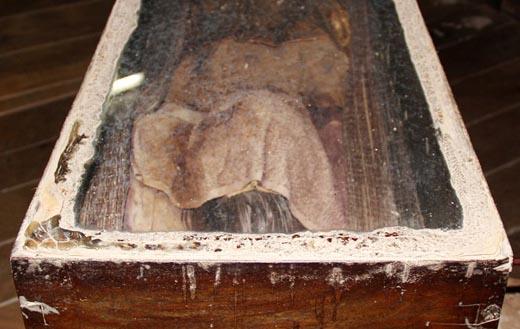 Xác ướp lưu giữ hơn 46 năm trong nhà cổ ở miền Tây