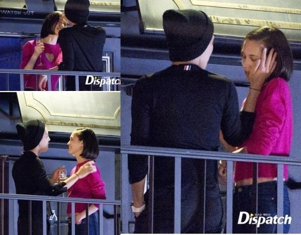 G-Dragon bị nghi đến khách sạn cùng Kiko