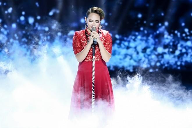 Kimmese bất ngờ bị loại sớm khỏi The Voice