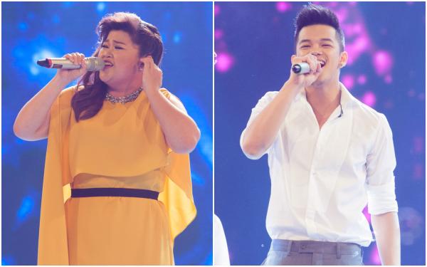 Vietnam Idol: Trọng Hiếu - Bích Ngọc được khen ngất trời đêm Chung kết