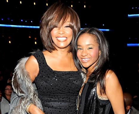 Tiết lộ về giây phút lâm chung của con gái Whitney Houston