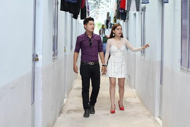 Vợ chồng Nguyễn Văn Chung thăm dãy trọ đầu tư 4 tỷ