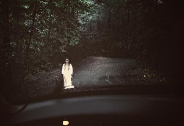 Câu chuyện hồn ma nữ xin đi nhờ xe ở các nước trên thế giới