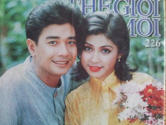 Những người tình màn ảnh nổi tiếng nhất của Việt Trinh