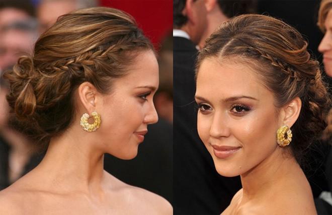 6 kiểu tóc dạ hội ấn tượng từ mỹ nhân Hollywood