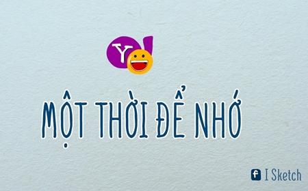 """8x, 9x đời đầu """"nao lòng"""" trước bộ tranh gợi nhớ về Yahoo Messenger"""
