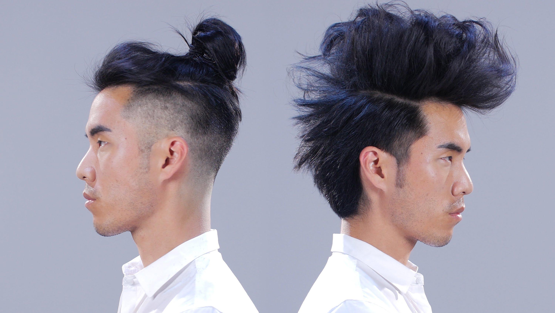 Biến hóa với 12 kiểu tóc nam hot nhất 2015