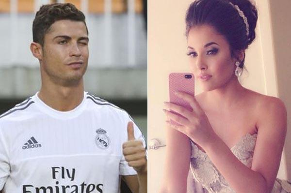Tán tỉnh người đẹp và cái kết phũ phàng cho Cristiano Ronaldo