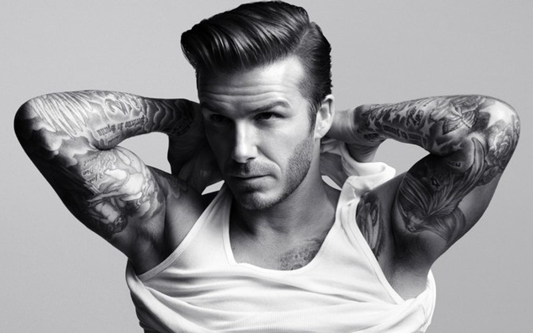 Giải mã 40 hình xăm ấn tượng trên cơ thể David Beckham