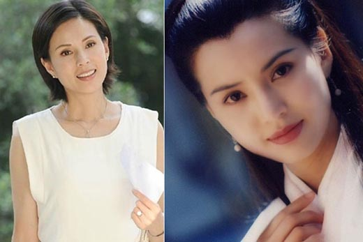 Ngày ấy - bây giờ của 10 đại nữ thần màn ảnh Trung Hoa