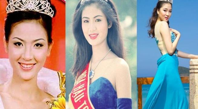4 Hoa hậu Việt lặng lẽ làm mẹ đơn thân