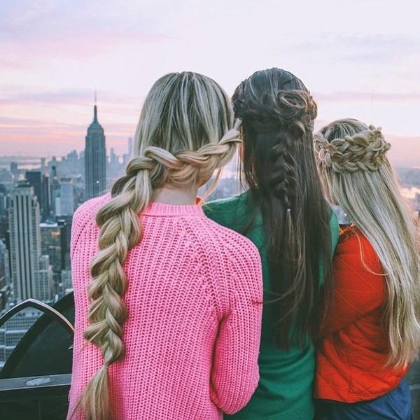 18 kiểu tóc tết sáng tạo cho các cô nàng điệu đà