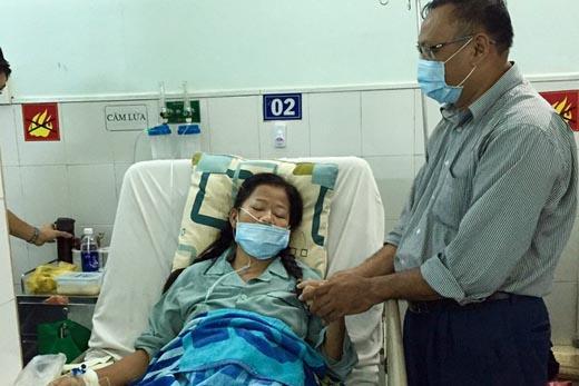 """Ca sĩ Thái Trân: """"Tôi đã chuẩn bị cho sự ra đi của mình"""""""