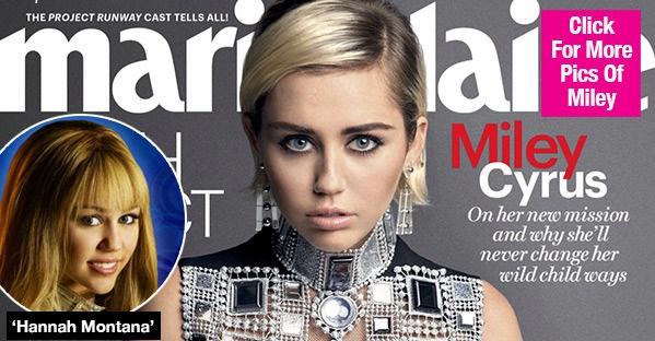 Miley Cyrus từng bị ám ảnh khi đóng phim 'Hannah Montana'