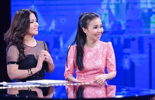 Minh Tuyết về nước làm cố vấn cho Cẩm Ly ở The Voice Kids