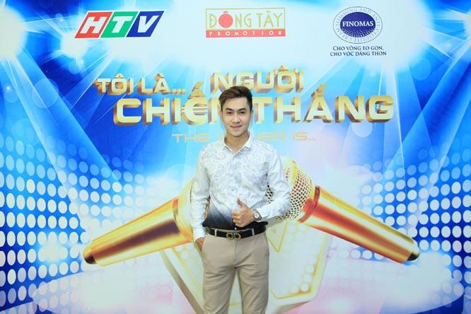 Ca sỹ Tùng Lâm điển trai cùng dàn khách mời nổi tiếng tham dự The Winner Is