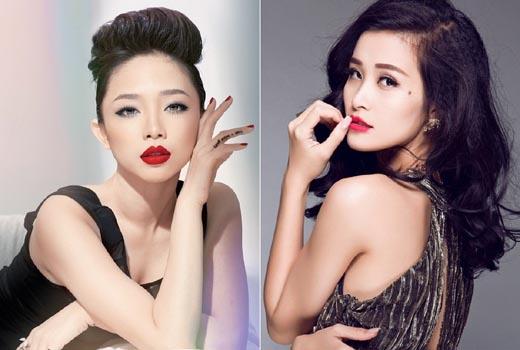 Tóc Tiên và Đông Nhi hội ngộ sau 'The Remix'