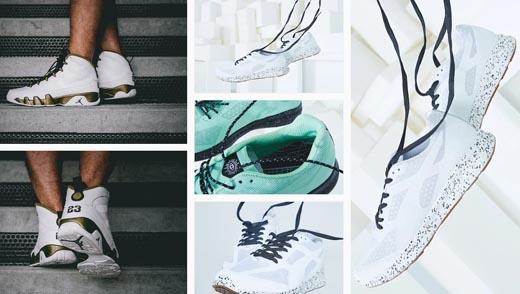 """Điểm mặt những mẫu giày """"chất lừ"""" ra mắt cuối tháng 8"""