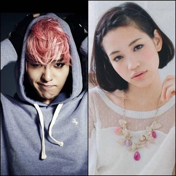 G-Dragon và bạn gái chia tay sau 5 năm hẹn hò